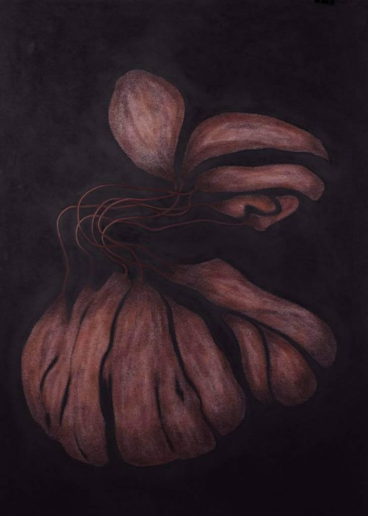 portfolio item Wilma Stegeman met de titel: Vlees vormen